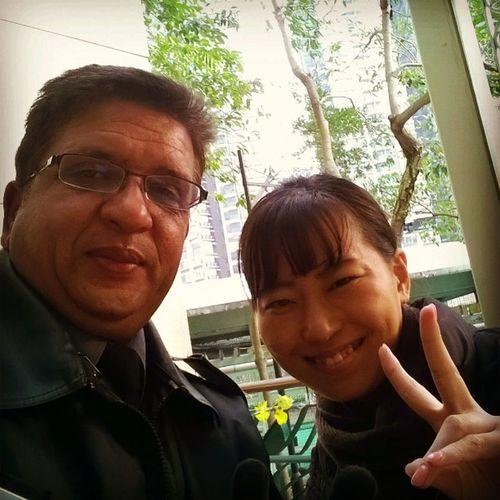 住んでるマンションのdoor man ミルザさんと💛 ルームメイトから彼が日本語話せると聞いてからずっと会いたかった 今日久しぶりに会えた から話しかけた 突然話しかけたのに流暢な日本語話しよるミモザさん 関東圏をあちこち住んでたみたい 西船 Chiba 香港の会社の人使いの荒さへの不満 日本は食、人…全てが好きだったといわれました 胸キュン あなたの不満よくわかる 香港でパキスタン人と日本語話していてあらゆる人が不思議そうに見てる笑 Pakistan Hklife