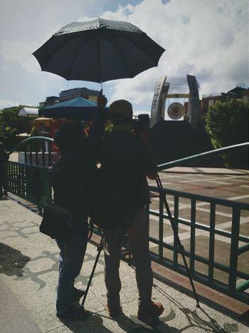 This is called 'syuting' ?? Taking Photos Documentary Film Ambon Maluku  WorldPeaceGong