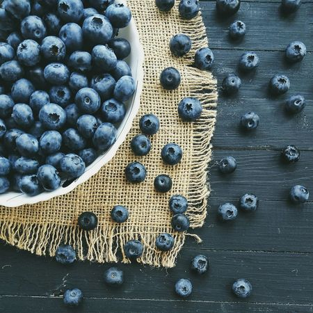 Backgrounds Food Blue Healthy Eating Freshness Indoors  Foodpics Food Porn Foodphotography Еда Bluberries ягоды голубика лето Summer