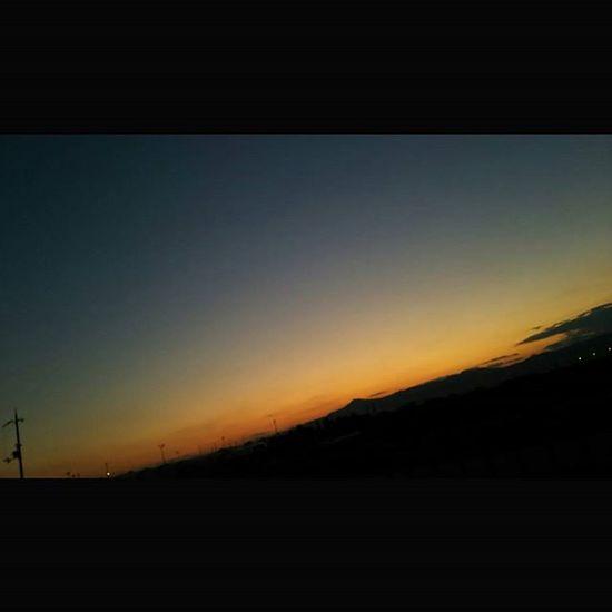 ご無沙汰です。 今日もおつかれさまでした。 空 Sky イマソラ ダレカニミセタイソラ Team_jp_ Japan Instagood 景色 Scenery 自然 Nature Icu_japan Ig_japan Ig_nihon Jp_gallery Japan_focus Sunset Sunsets Sunsetlovers Skylovers 夕方