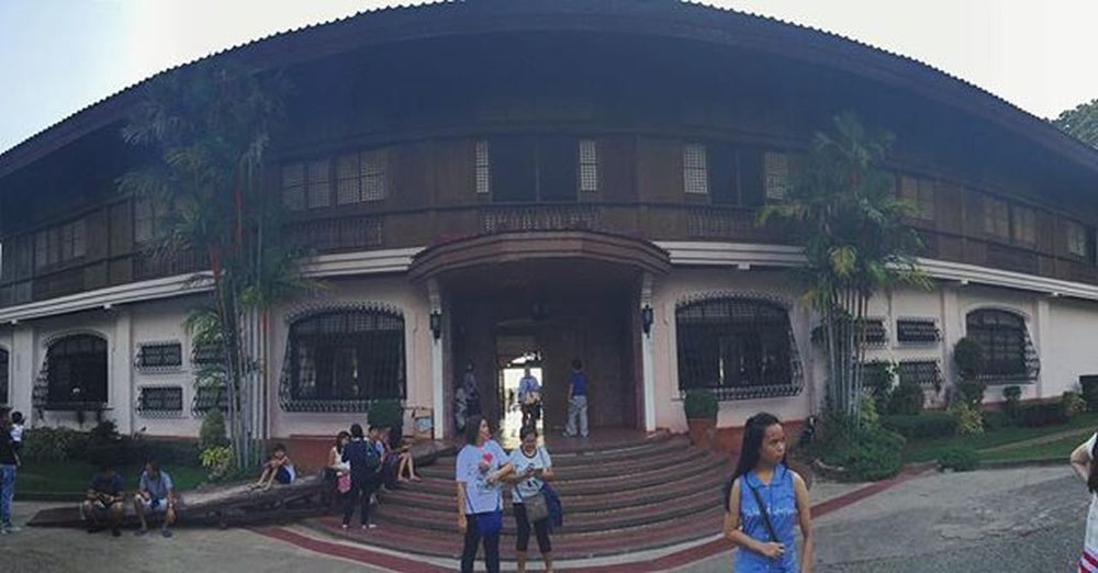 📍Malacañang of the North 😎 Malacanang of the Northalso known asMalacañang ti Amianan, as the locals call it, is a 5-hectare property situated in Brgy. Suba,Paoay, Ilocos Norte. It is considered as one of the important landmark in the province of Ilocos as this has been the official residence/rest house of the late President Ferdinand Marcos and his family whenever they are in Ilocos. It's no acquaintance that the said foremer president is a famous son of Ilocos Norte as he was born and raised in Sarrat, Ilocos Norte. The 2-storey mansion was said to be given to former Pres. Ferdinand Marcos by her wife and first lady then, Imelda Marcos, as a gift for his 60th birthday. This has been an extension for the office of the president and alternative venue to welcome local and foreign dignitaries. Source: http://geejaytravellog.blogspot.com/2014/08/malacanang-of-north-paoay-ilocos-norte.html?m=1