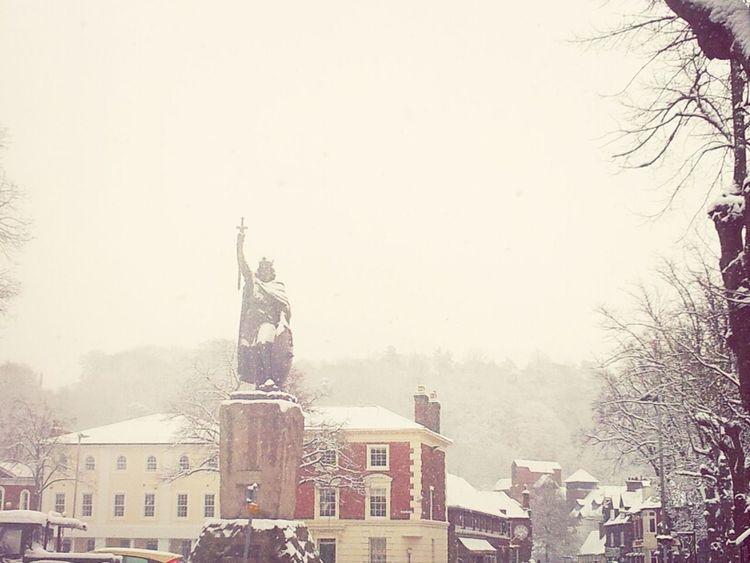 Scenery Shots Snow