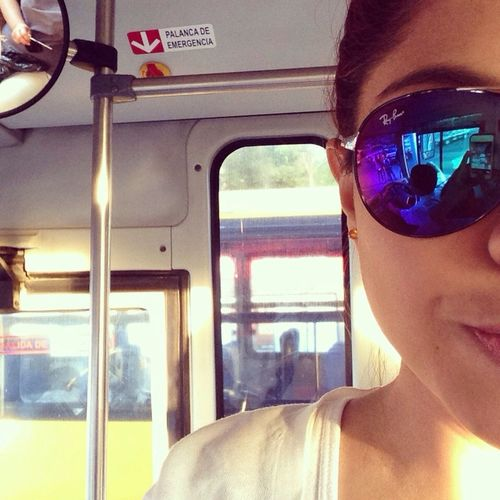 Me (: Mexico City  Metrobus1