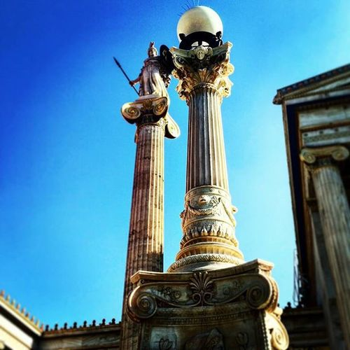 Atene - Dea protettrice della città di Atene Ig_athens Athensvoice Athensvibe In_athens welovegreece_ greecestagram wu_greece ae_greece igers_greece greece travel_greece iloveellada skyporn sky mediterranean greece2015 ellada bd_greece sun grecia skypainters greek skylovers greecelover_gr loves_greece photocontest_gr flag bd_sky prestige_pics_