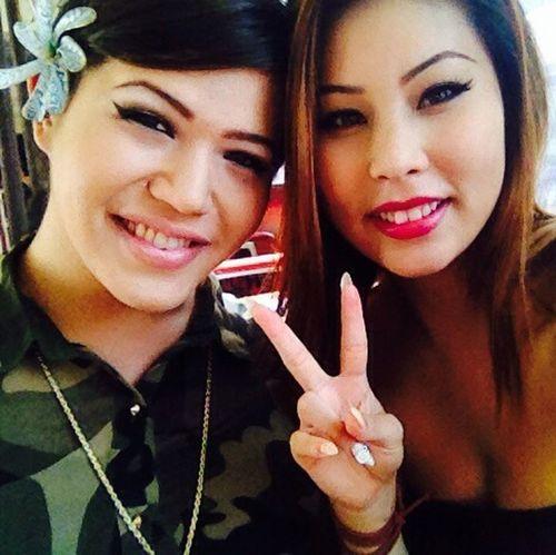 alaz bound with my homegirl! ????? LoveliesFuckinhotday ShoppingSaycheeese