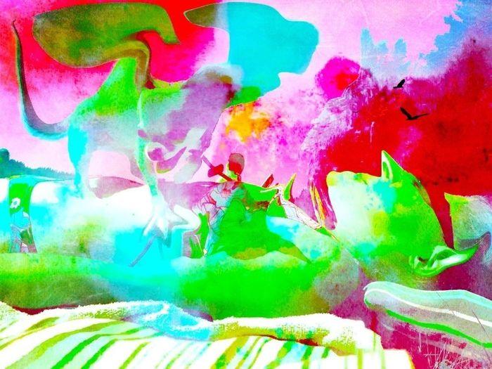 Spacedog.. EyeEm Best Edits Art Colors Dog