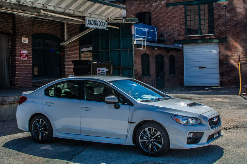 2017 Subaru WRX Architecture Building Exterior Car City Cityscape Land Vehicle Mode Of Transport Night No People Old-fashioned Outdoors Transportation White Crystal Pearl