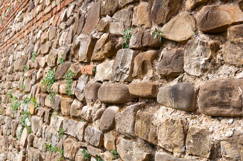 Italian ancient house: typical stone wall Solid History Architecture Ancient The Past No People Built Structure Full Frame Rock - Object Stone Wall Rock Day Wall Stone Material Backgrounds Wall - Building Feature Nature Travel Destinations Outdoors Old Ruin Ancient Civilization Sandstone Layered Stone