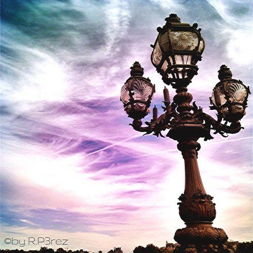 Pont Alexander III, París.