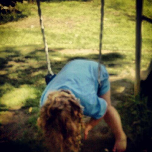 Swinging Silly Ilovethiskid SheMakesMeHappy