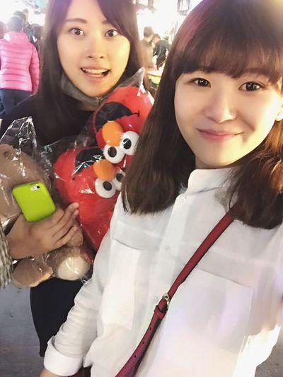 開心的一天 20151218 瑞豐 Nightmarket Kaohsiung Taiwan