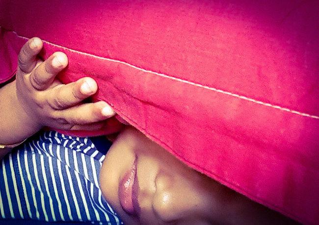 Human Body Part Close-up Bedroom Day Red Pillow Childhood Best EyeEm Shot India_clicks EyeEm Selects EyeEmbestshots EyeEm Best Shots The Week On EyeEm First Eyeem Photo EyeEmNewHere EyeEm Best Edits EyeEmBestEdits Babygirl Discover Berlin Casual Clothing Baby Stuff