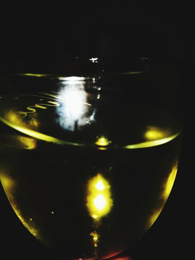Drinking Glass Alcohol Vino Bianco