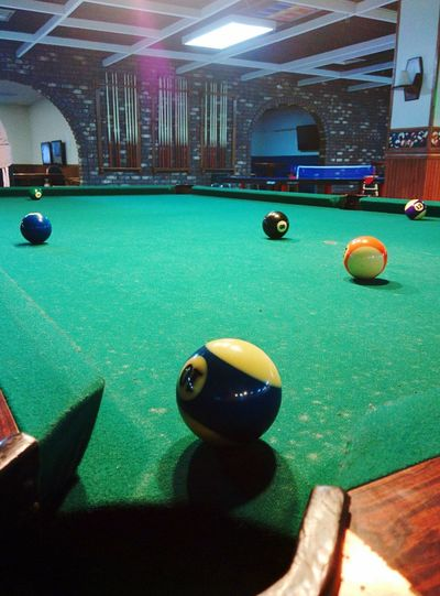 The Places I've Been Today Billiards Pool College Fun