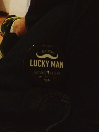 Gentlemanstyle Luckyman Mustache&beard