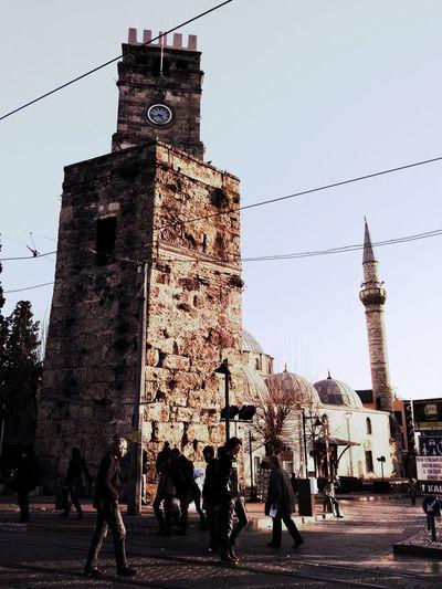 Oldtown Oldcity Streetphotography Saat Kulesi