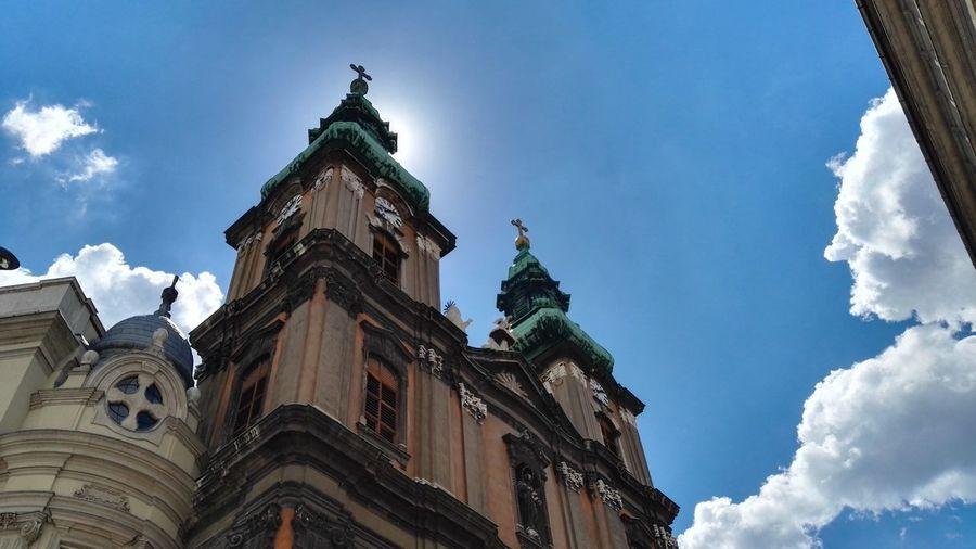 Church Sky
