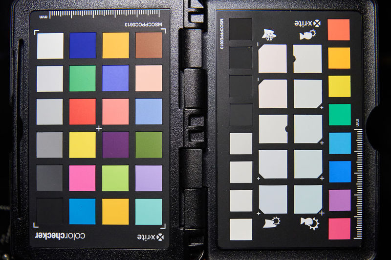 Backgrounds Calibration Close-up Color Chart Colors Full Frame Information Multi Colored No People Tool