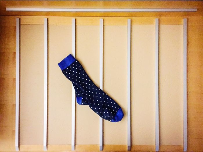 Sock Socks Polkadots Leading Lines Abstract Clothes Clothing Hotel Hotel Room Traveling Travel Travel Photography Business Business Trip Businessman Businesssocks Businesstime Dressing Wild Night Singular Foot Isolated Colour