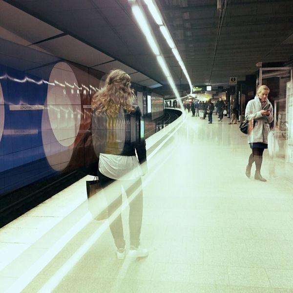 Subway Station Subway People Subwayphotography People Peoplephotography Perspective Underground Underground Station  Undergroundphotography