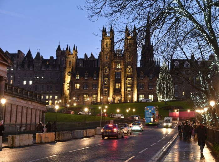 Edinburgh at