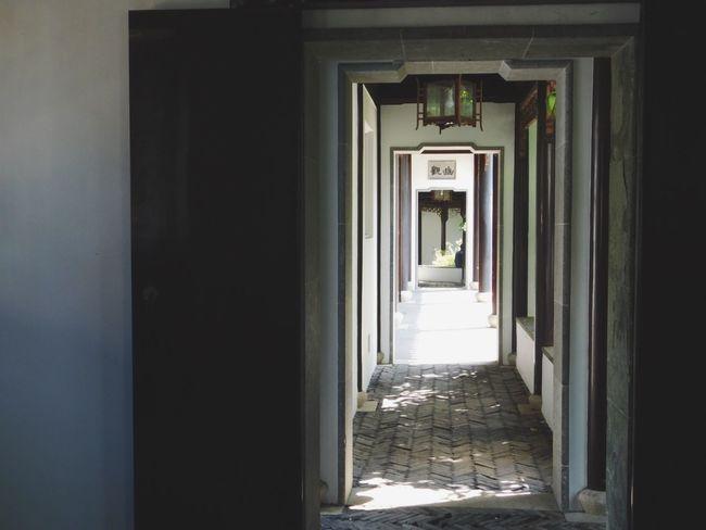 Door Doorway The Way Forward Entrance Built Structure Indoors  Corridor Sunlight Architecture