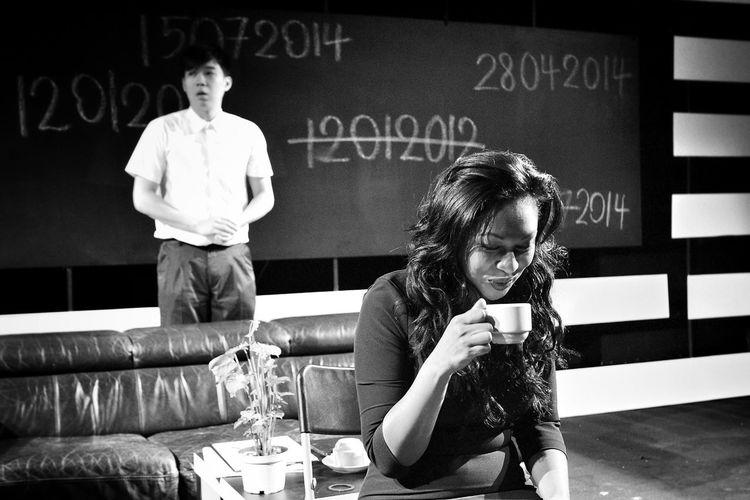 lockdown Blackandwhite Bw_collection Performance Art Portrait