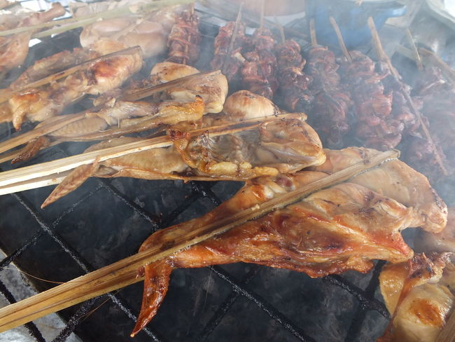 Chicken Barbecue Grill Chicken Meat Chickengrill Day Food Grilled Meat Ready-to-eat