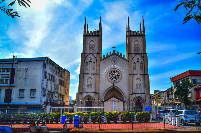 Building Church Place Of Worship Sky Architecture Outdoors Photography D5500 Melaka Malaysia