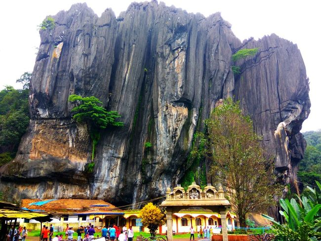 Yana Cave Ancient Civilization Cave Forest Karnataka Mountain Natural Cave Outdoors Rock Formation Temple