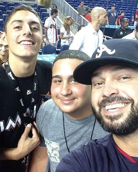 Selfie with Swisher