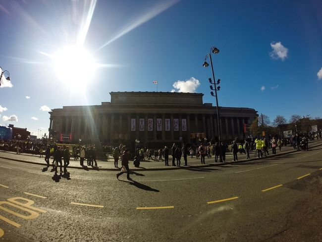 """Justice For The 96""... Saint George 's Plateau, Liverpool... Hillsborough Truth (27.04.16)...x Justice Truth Hillsborough Hillsborough Memorial J96 Jf96 Liverpool Football Club Liverpool Everton Lfc YNWA Merseyside First Eyeem Photo Finally JFT96"