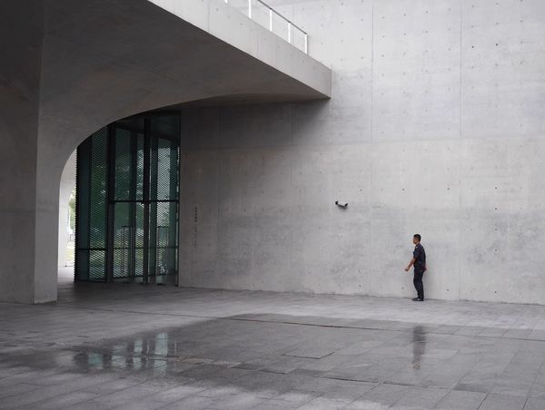 The Long Museum, shanghai . One of the most interesting and beautiful pieces of architecture i have seen so far , by Liu Yichun of Atelier Deshaus. Combining an old wharf of coal transportation with new concrete structures . Miles Away Minimalist Architecture Neighborhood Map Architecture Shanghai Streets Break The Mold Concrete Breathing Space Adapted To The City The Secret Spaces Urban Geometry Close Up Technology Urban Landscape Urbanphotography Protection Architecture Architectural Feature Architecture_collection Minimalism Minimalobsession Minimal Simplicity Deceptively Simple Concrete Wall EyeEm Ready   AI Now The Graphic City The Traveler - 2018 EyeEm Awards The Street Photographer - 2018 EyeEm Awards The Architect - 2018 EyeEm Awards