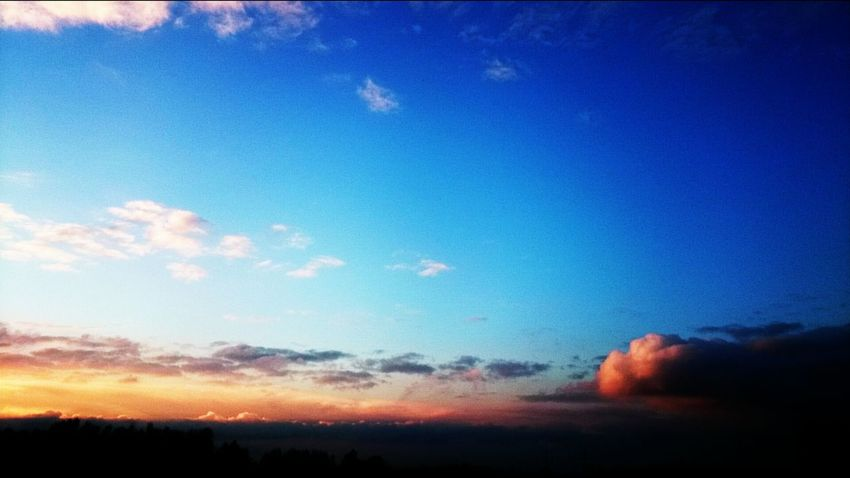 Skyporn Cloudporn Sunset Sky Collection