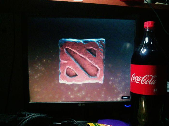 ? Dota 2 Cocacola My Love дота дота 2 Дотка любимая единственная