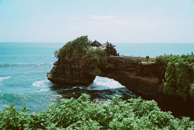 Tample. Bali