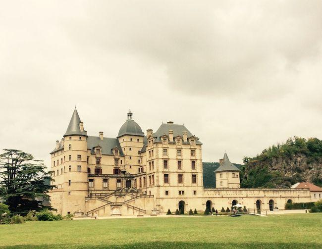 Castle of Vizille. 33 The Architect