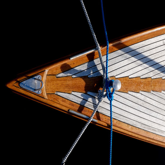 Black Water Bow Bowsection Classic Classic Boats Classic Yacht Mooring Needel Wooden Boat Wooden Ship Yacht