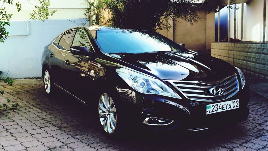 Hyundai Grandeur Beauty Severity