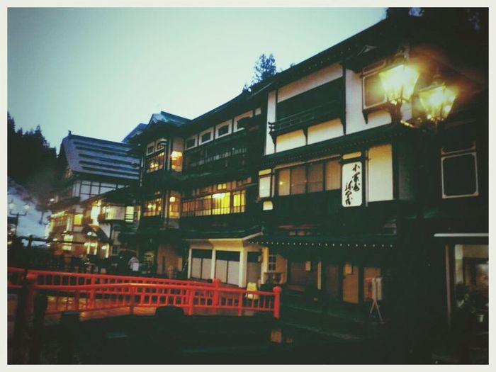 銀山温泉3 Nostalgic Place 銀山温泉 Nostalgic