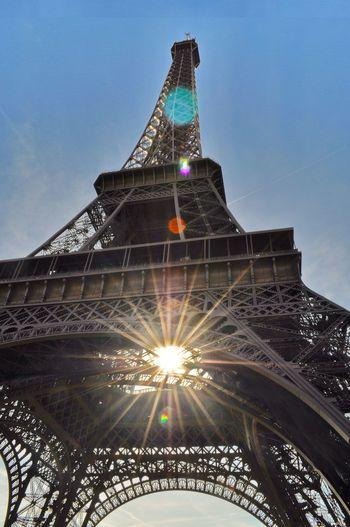 HDR Eiffel