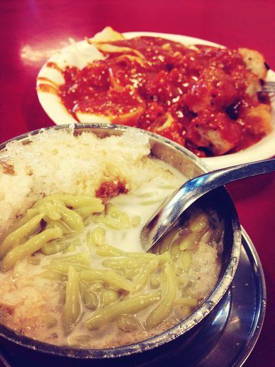 Cendol Rojak Klang's Food Food Porn