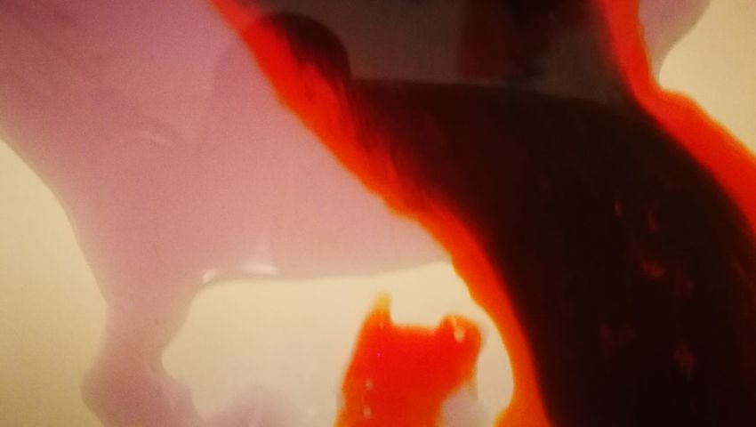 Red Heat - Temperature Flame