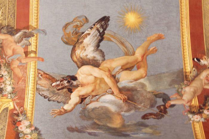 Art Painting Acid WTF Rome