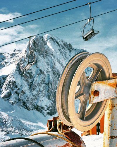 Montagnes Mountains Pyrenees Snow Neige Paysage Landscape