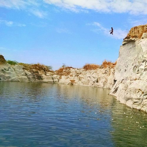 Pic of the day Quarry Nature Earlymorning  Fun