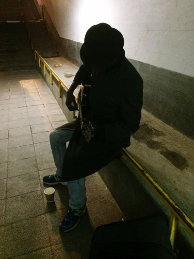 Mr Guitar Man Taken Me Back In Time Beautiful Sound Subway Sounds Guitar Street Musicians