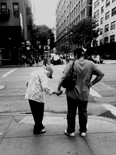 Black And White NYC Photography NYC LIFE ♥ Manhattan NYC Street