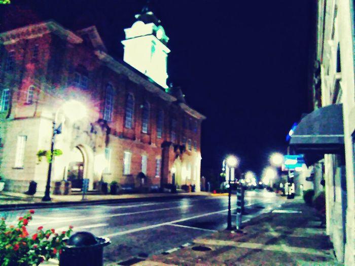 I Love My City Hello World Road Kentucky  Beautiful World