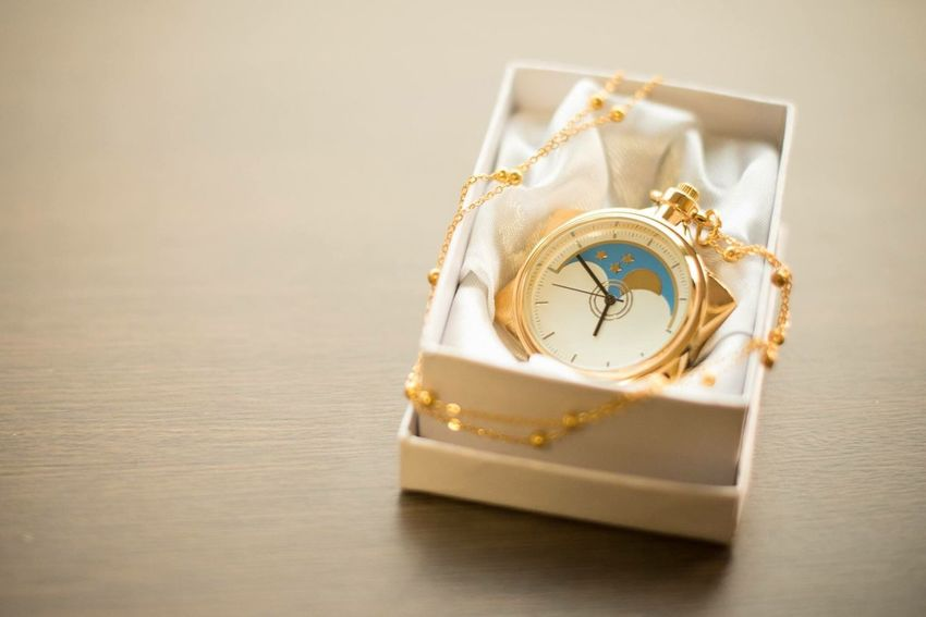 Old-fashioned Time Antique No People Indoors  Clock Face Close-up Minute Hand Day Sailormoon Jewellery
